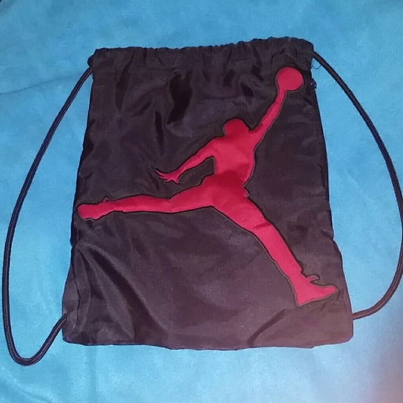 fca43d0e623def Jordan Handbags - Air Jordan drawstring bag