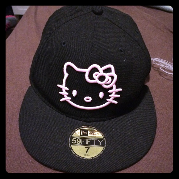 2bc955766 New Era Hello Kitty Fitted Hat