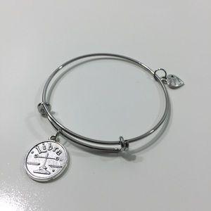 Jewelry - Libra Horoscope Charm Bracelet