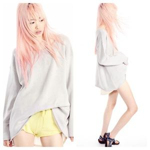 😻 1 HOUR SALE! 😻 WILDFOX Loose Knit Cape NWT