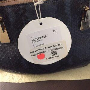chloe leather bags - 61% off Chloe Handbags - Chloe Baylee mini bag made from real ...