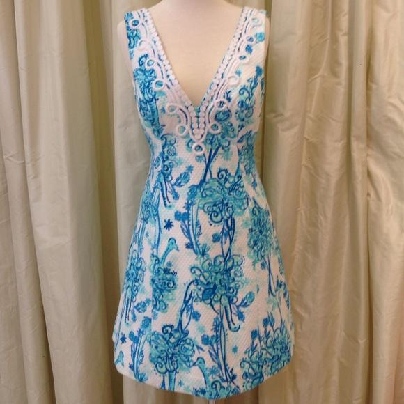 156b3210c92dda Lilly Pulitzer Dresses & Skirts - Lilly Pulitzer Brynn dress