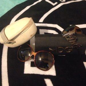 Bundle of Dolce & Gabbana sun glasses