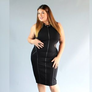 Dresses & Skirts - Sleek plus size little black dress