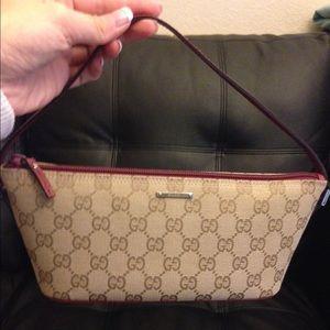 Brand new Gucci pouchette