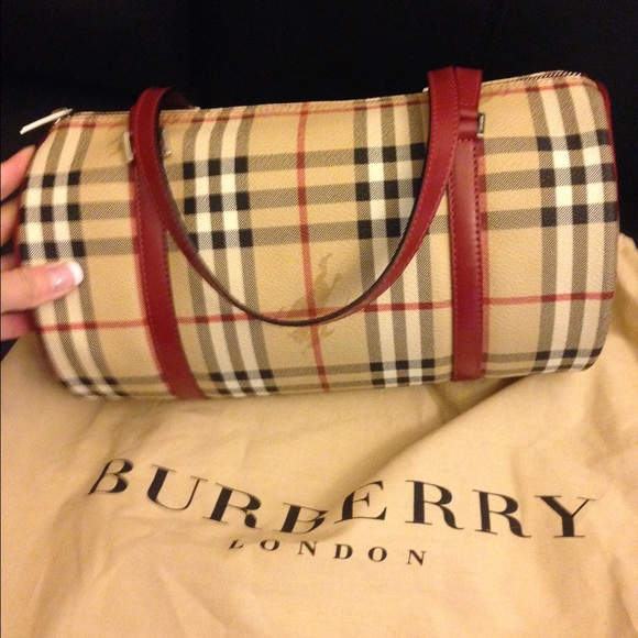 3ba4f34f5a3 Burberry Bags | Used Twice Authentic Papillon | Poshmark