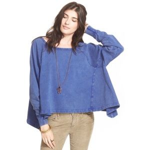 !FLASH SALE! Free People Cupcake Sunrise L/S top