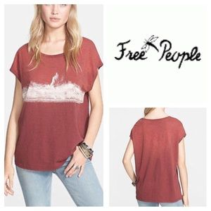 Free People We The Free Tee