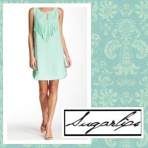 NWT Sugarlips tassel dress