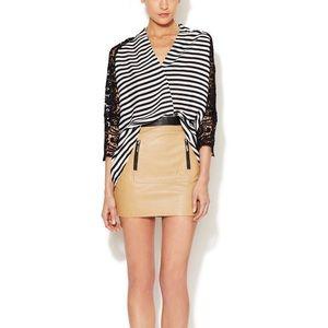 Stella & Jamie Dresses & Skirts - Genuine Leather Skirt
