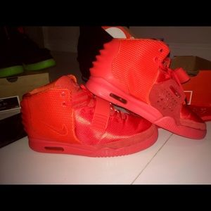 Nike Shoes - Deadstock Nike Air Yeezy 2 Red Octobers