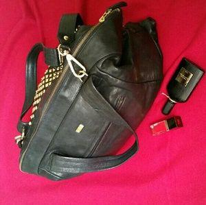 Be & D Handbags - Authentic Be & D designer leather shoulder bag