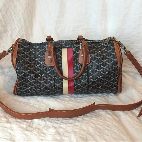 b5fa5d8004b8 Goyard Handbags - Goyard custom duffle