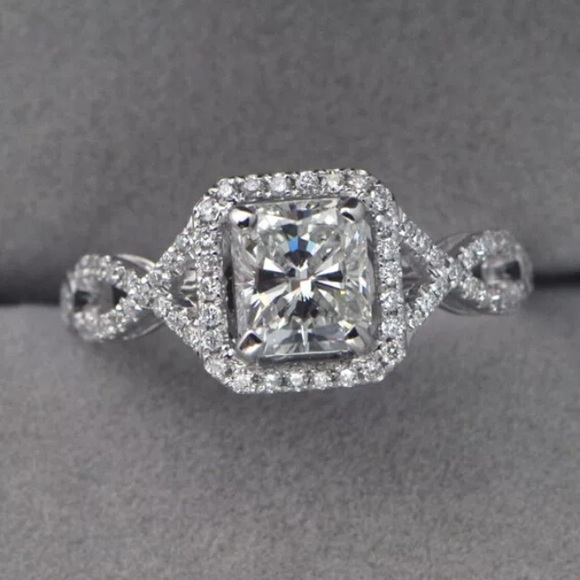 brilliant stones ring cut inc and whtie productz asha round asscher with diamond