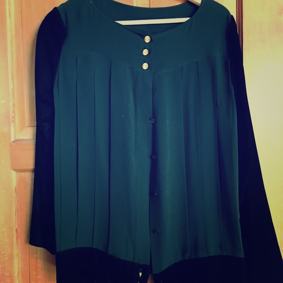 CHANEL Tops - Vintage Chanel blouse