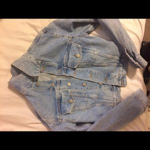 Brand new Brandy Melville jean jacket