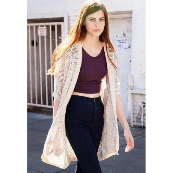 Aeropostale Sweaters - Bethany Mota Knit Cardigan f1c30b039