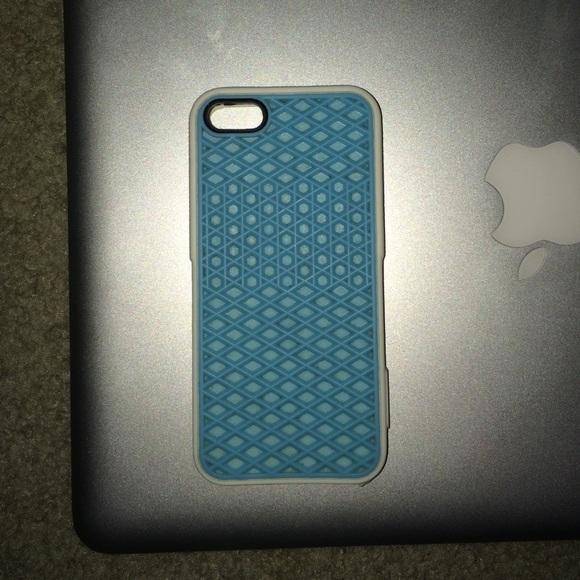 blue vans iphone 5 case