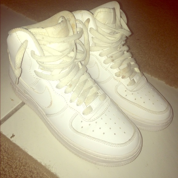 Air Force 1 (cocaine) High top.