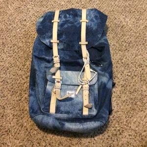 5e775112d8e Herschel Supply Company Bags - Herschel little American backpack acid wash