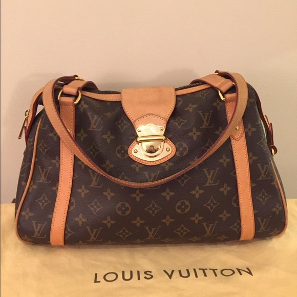 e884b69d5 Louis Vuitton Bags | Jonas Saleauthentic Lv Stresa Gm Bag | Poshmark