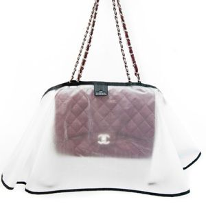 3% off Celine Handbags - Gorgeous Celine Micro Luggage w/Pink ...