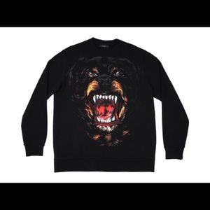 75ffba5f643 Givenchy Rottweiler Sweater