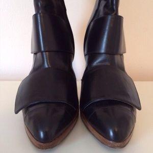 Alexandra Neel Shoes - 3 inch heels boots