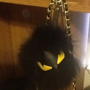 Accessories - Monster bag charm