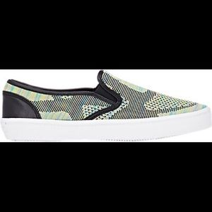 Rebecca Minkoff Salli Slip-On Sneakers Size 10 NWT