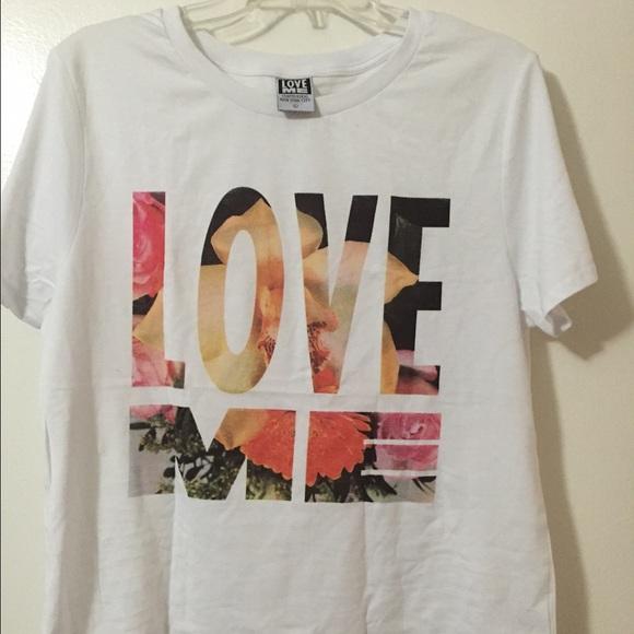 Curtis Kulig NYC Love Me T Shirt. M 56a11d652599fe99d8003ce8 c2c32fd719a