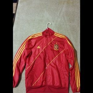 Mens Adidas Spain Jacket. It's a size Small