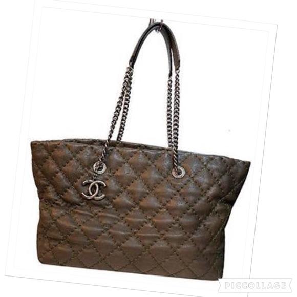 Chanel Bags   Host Pick Ultimate Stitch Tote   Poshmark 6fa136d7b9