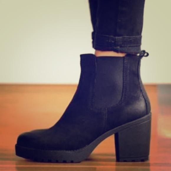 f189dd6644c1 Vagabond Shoes | Grace Platform Boots | Poshmark