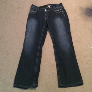 Angels Jeans Denim - Angels jeans-Size 18