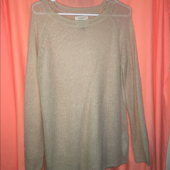 76% off Cotton On Sweaters - Cotton On Knit Sweater from Yessy's ...