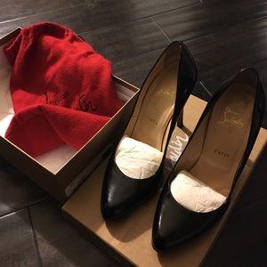 Christian Louboutin Shoes - Christian Louboutin Classic Black Pigalle