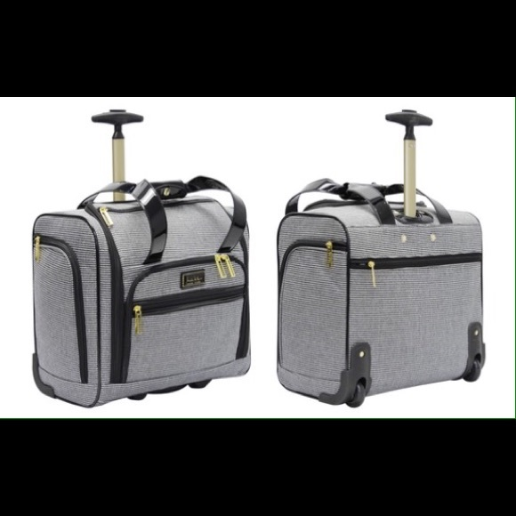 4dddb14bdc72 Nicole Miller Under Seat Luggage Sale Today Only! M 56a18e8bc6c79544f90038f6