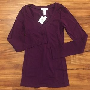 Ambiance Apparel Tops - 🆕 grape colored top