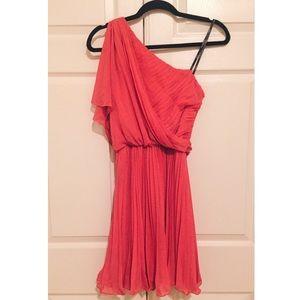 Miss Sixty Hot Pink Dress