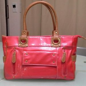 sondra roberts Handbags - Sondra Roberts shimmer  hand bag