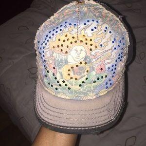 True religion adjustable cap