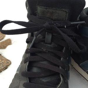 Zapatillas adidas David Beckham zapatilla negro leatherish poshmark