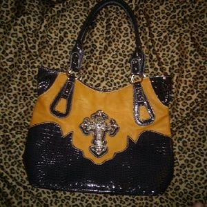 Salt Gypsy Handbags - Large purse