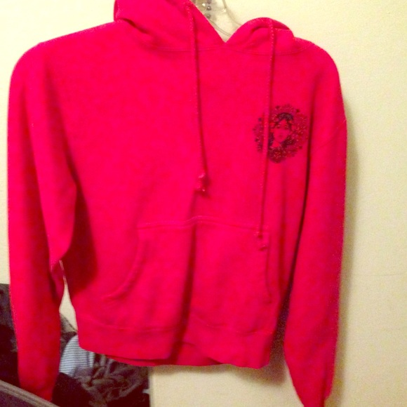 54% off Obey Sweaters - red obey sweater from Adriana's ...