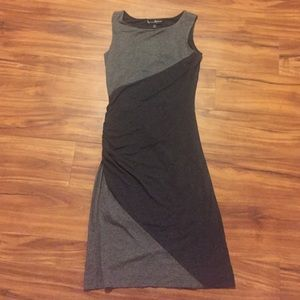 Mercer & Madison Dresses & Skirts - Gray midi dress