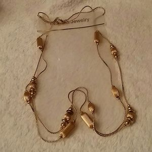 Jewelry - GOLD PLATED NECKLACE