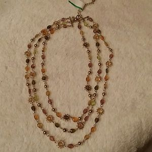 Jewelry - LAYERED BLING NECKLACE