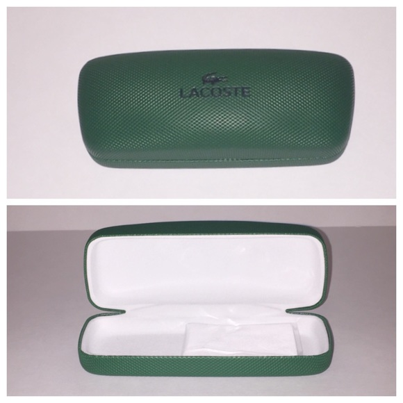 51e2511f50b7 Lacoste eyeglass case