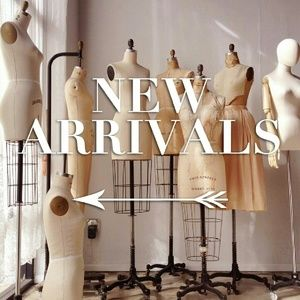 New arrivals before this listing!